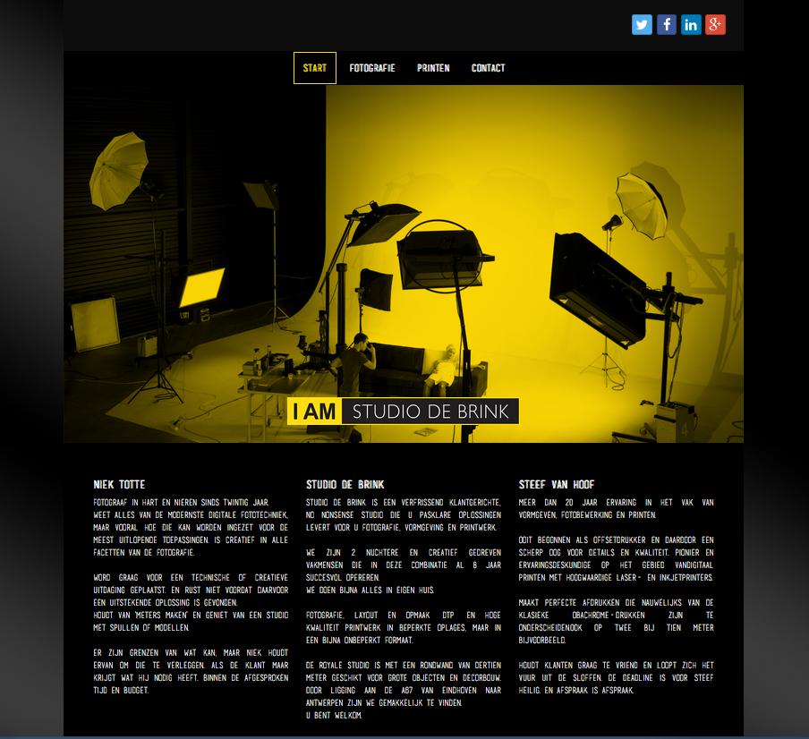 Klant van SEO Scale: Studio de Brink Eersel